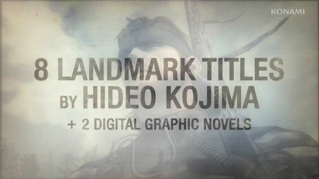 Metal Gear Solid - Legendary Collection Trailer