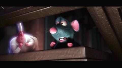 Ratatouille (2007) - Clip Ruining the soup, post