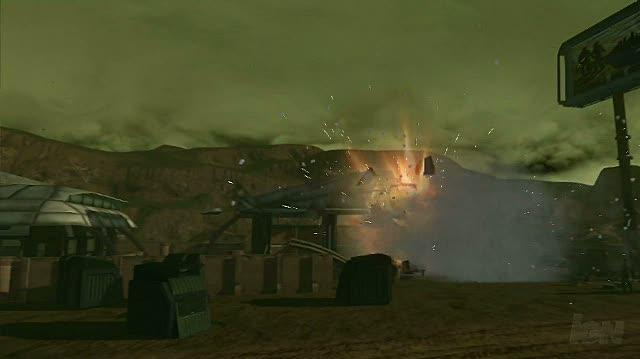 Red Faction Guerrilla Xbox 360 Trailer - Destruction