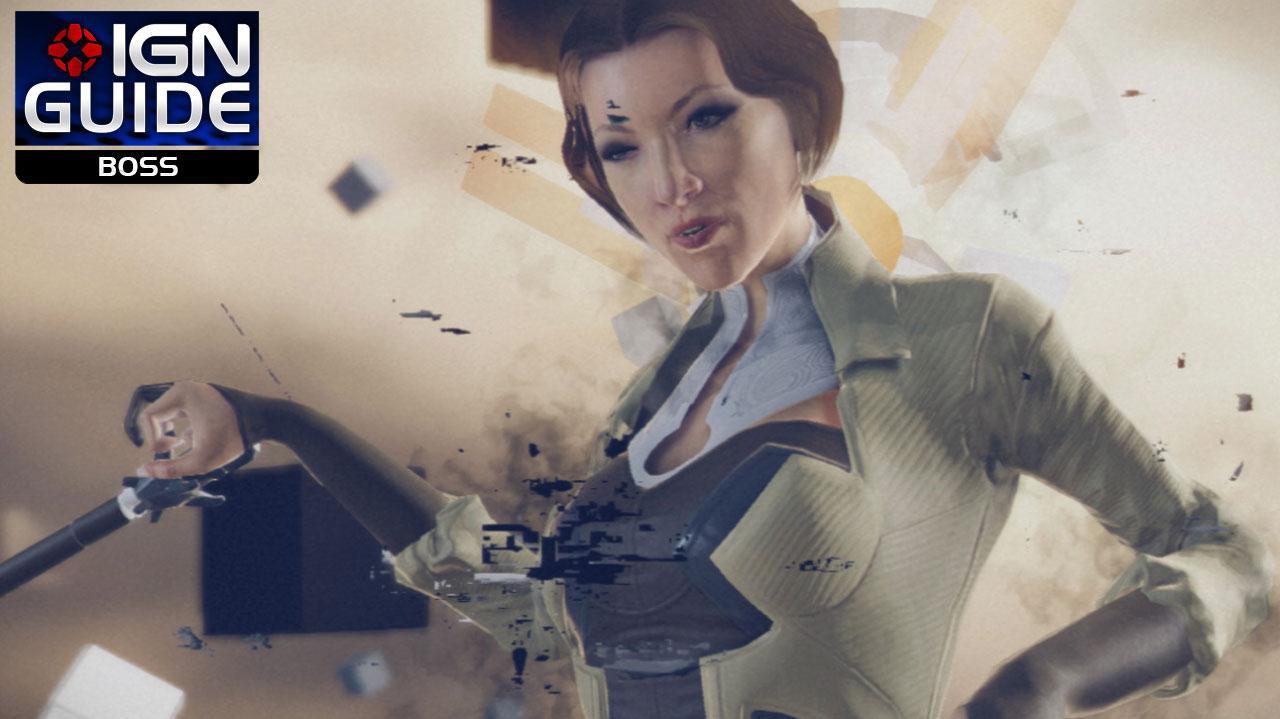 Remember Me Walkthrough - Episode 4's Madame Boss Fight