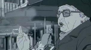 Cowboy Bebop The Movie (2001) - open