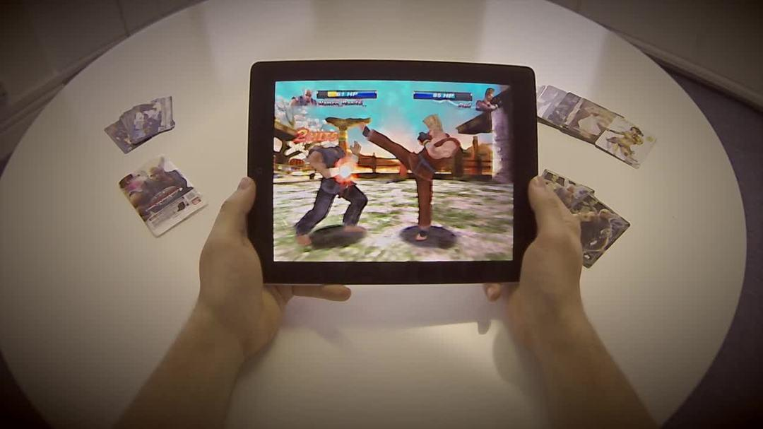 Tekken Card Tournament - Trailer