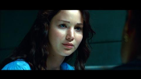 The Hunger Games (2012) - Clip Here To Help