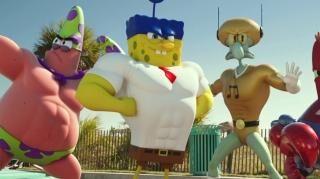 The Spongebob Movie Sponge Out Of Water Super Powers
