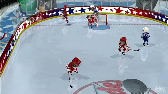 3 on 3 NHL Arcade Xbox Live Video - Hot Ice