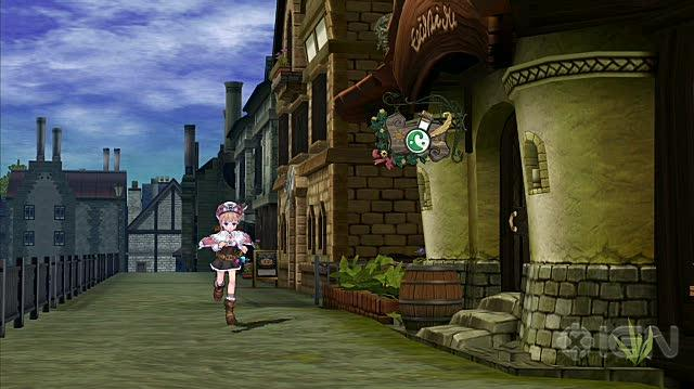Atelier Rorona The Alchemist of Arland PS3 - Debut Trailer