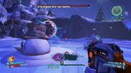 Borderlands 2 Mister Tinder Snowflake Boss Fight Commentary