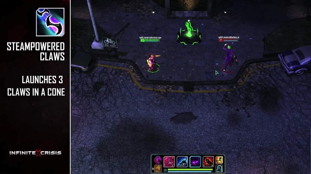 Infinite Crisis - Gaslight Catwoman Profile