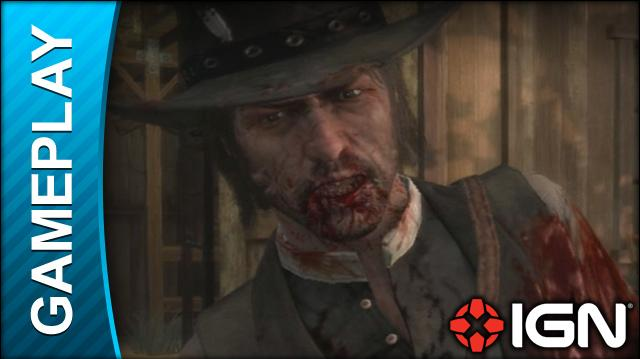Red Dead Redemption - John Marston's Final Stand - Gameplay