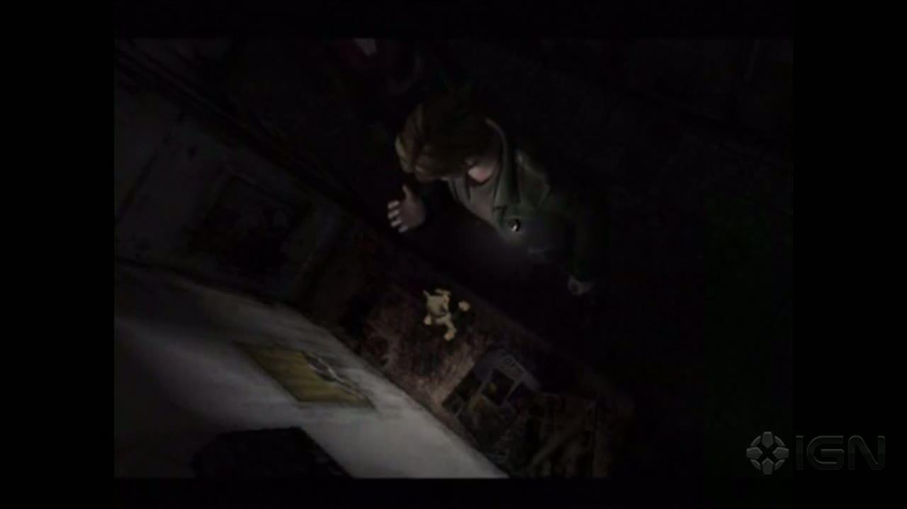 Silent Hill 2 Brookhaven Hospital