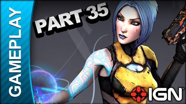Borderlands 2 - Rising Action Part 2 - Siren Playthrough