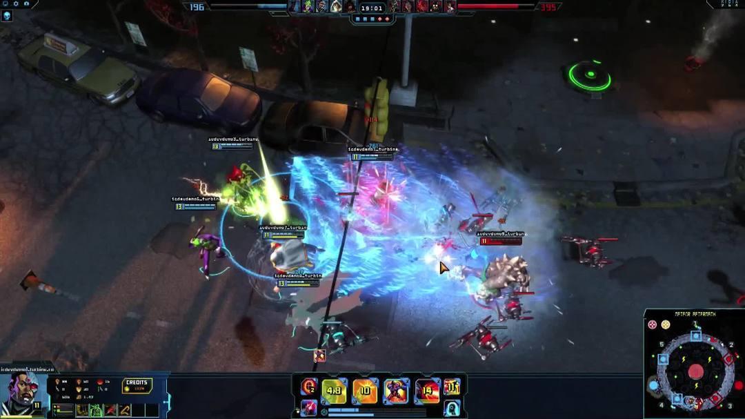 Infinite Crisis - Cyborg Reveal