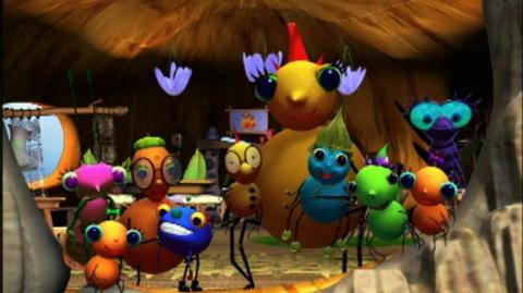 Miss Spider's Sunny Patch Friends Hum Bug (2007) - Home Video Trailer for Miss Spider's Sunny Patch Friends Hum Bug