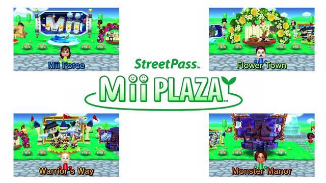 StreetPass Mil Plaza Trailer