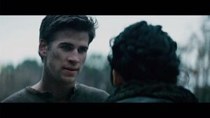 "The Hunger Games Catching Fire - ""I'm Staying"" Clip 2"