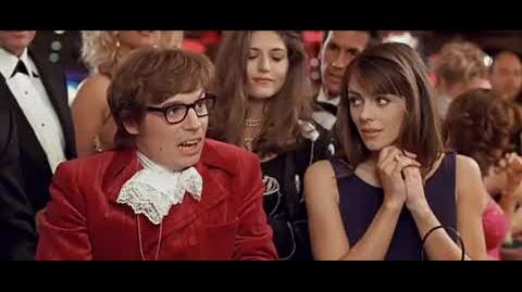 Austin Powers International Man of Mystery - Gambling against Number 2