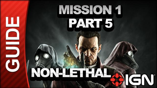 Dishonored - The Knife of Dunwall DLC - Low Chaos Walkthrough - Mission 1 A Captain of Industry pt 5