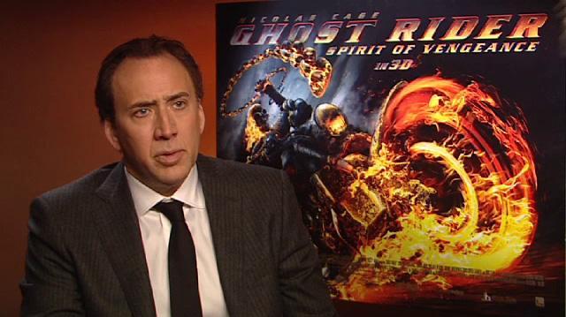 Ghost Rider 2 Interview