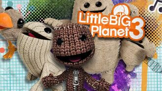 PS4's Little Big Planet 3 Getting Cute With Oddsock - TGS 2014