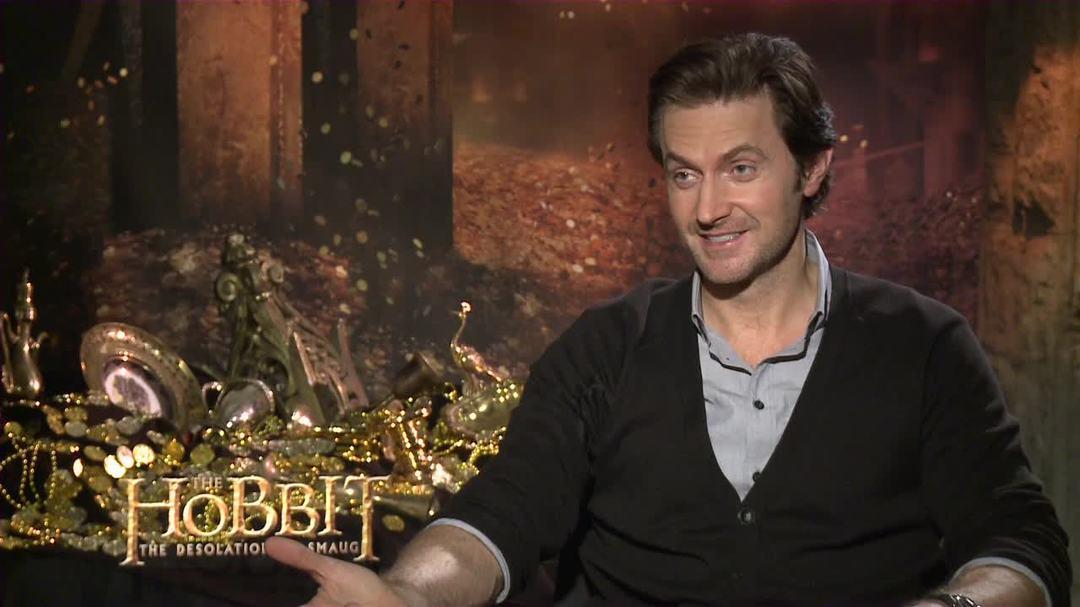 The Hobbit The Desolation of Smaug - Richard Armitage Interview