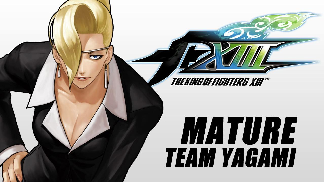 The King of Fighters XIII - Mature Spotlight