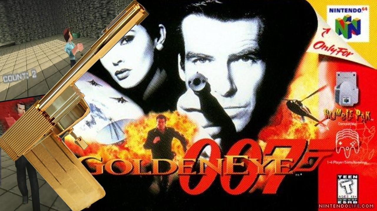 35 Golden Gun (GoldenEye 007) - IGN's Top 100 Video Game Weapons