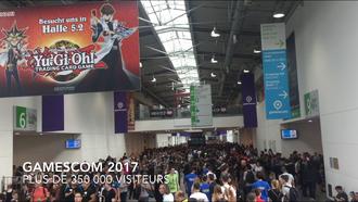 Gamescom 2017 - Aperçu