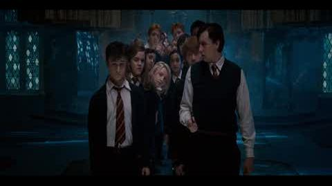 Harry Potter and the Order of the Phoenix - Dumbledore's Army