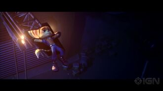 Ratchet & Clank The Movie - Trailer