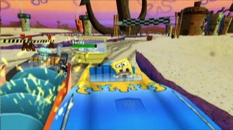 Spongebob's Boating Bash (VG) (2010) - Bash 'em trailer
