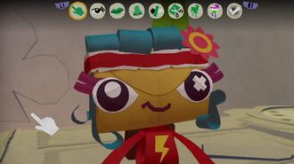 Tearaway Unfolded - Gameplay Demo