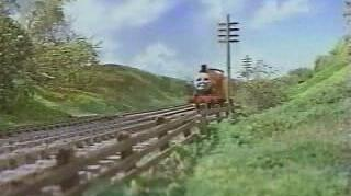Thomas the Tank Engine & Friends - James Learns a Lesson
