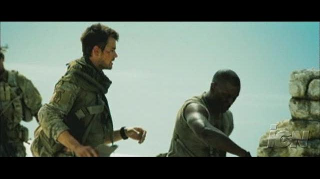 Transformers Movie Clip - Below The Sand
