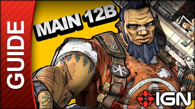 Borderlands 2 Walkthrough - Wildlife Preservation - Main Missions (Part 12b)