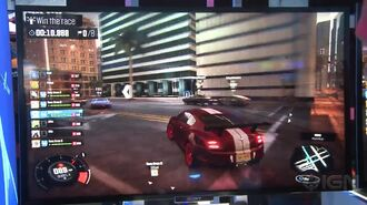 The Crew - Race Gameplay - E3 2014