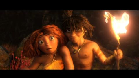 The Croods (2013) - Theatrical Trailer 2 for The Croods