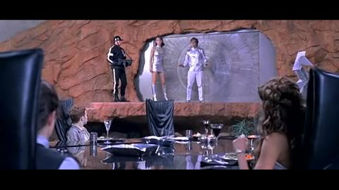 Austin Powers International Man of Mystery - The shark pool