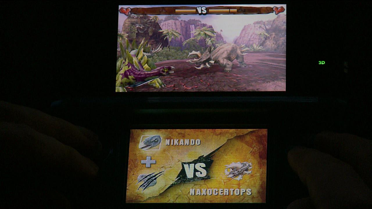 Combat of Giants Dinosaurs Gameplay