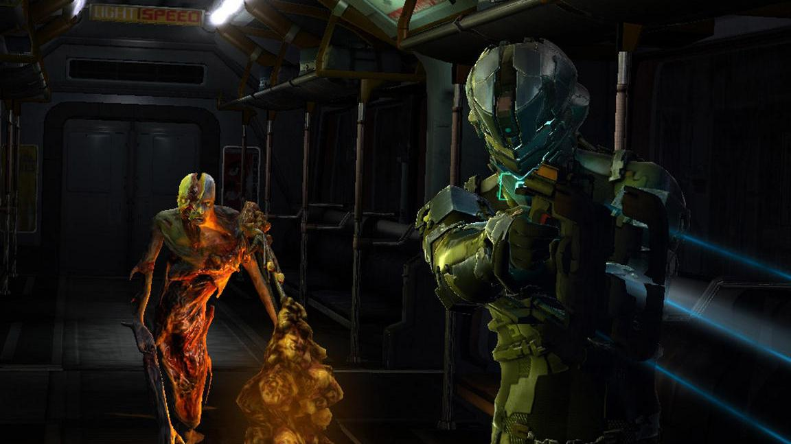 Dead Space 2 Necromorph Gameplay