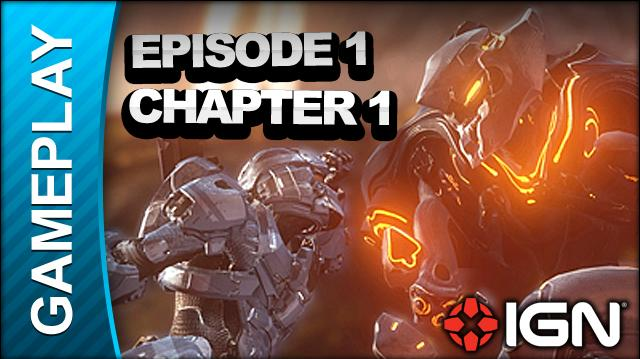 Halo 4 - Spartan Ops Legendary Playthrough - Episode 1 - Chapter 1