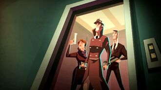 Invisible Inc - Steam Early Access Trailer