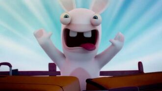 Rabbids Invasion The Interactive TV Show - Launch Trailer