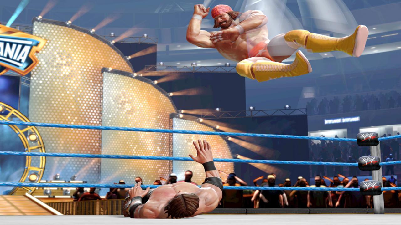 WWE All Stars The Macho Man Lives