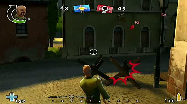 Battlefield Heroes PC Games Gameplay - That Is My Flag!