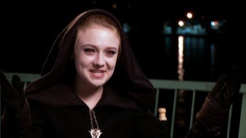 "The Twilight Saga Eclipse (2010) - Interview Dakota Fanning ""On working on the movie"""