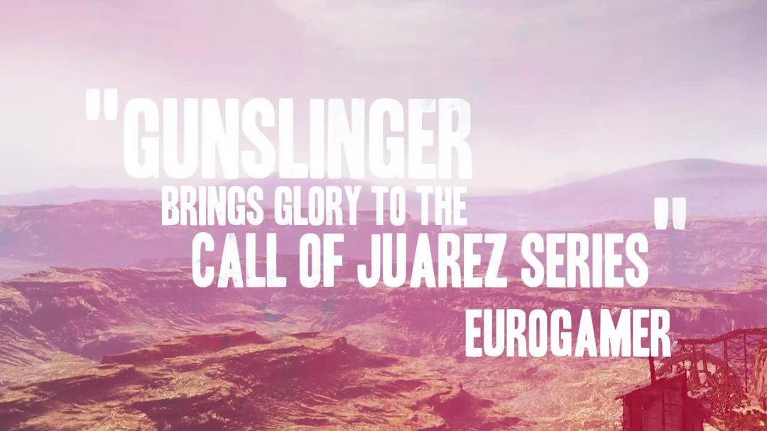 Call of Juarez Gunslinger - Launch Trailer