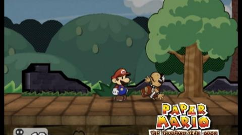 Paper Mario The Thousand-Year Door (VG) (2004) - Video Game Trailer