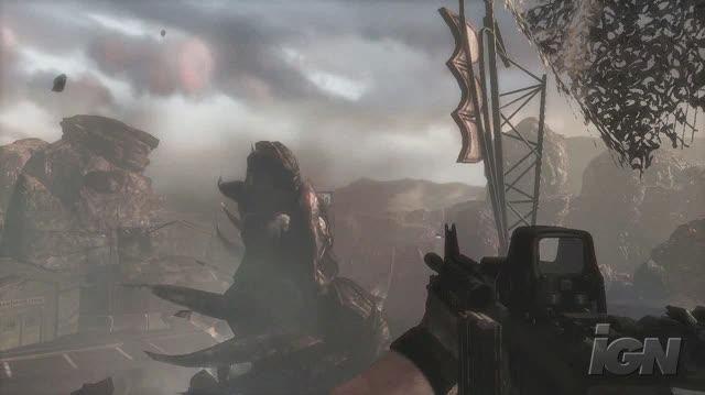 BlackSite Area 51 PlayStation 3 Trailer - Xeno Featurette