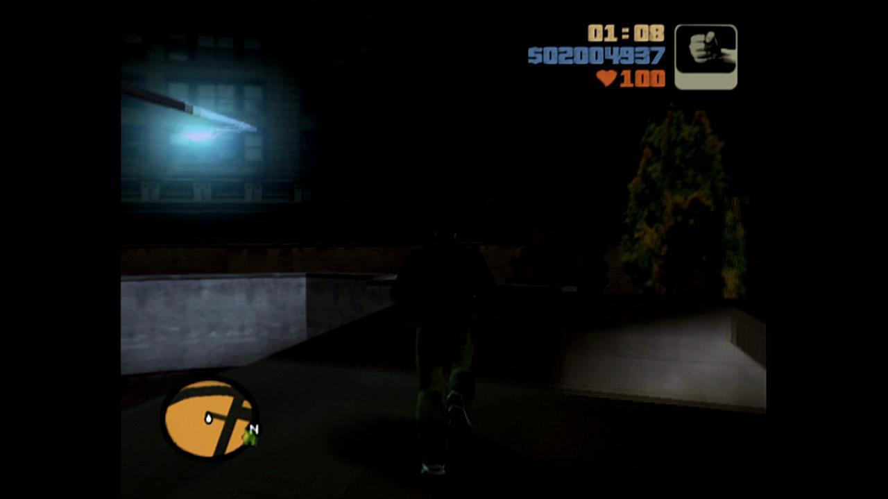 Grand Theft Auto III Easter Egg - I Saw the Sign
