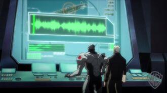 """Justice League Throne of Atlantis- """"No Justice League"""" Clip"""